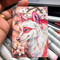 Noor ACEO by Lucky978