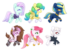 Emergency Pony Adopts (50% OFF) by Soulnik-Adopts