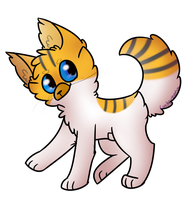 YCH - KlTTY-CAT by Luckoon