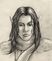 Young Aedric by mbielaczyc