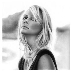 Charlize Theron by ElenaR