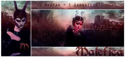 Pack - Maleficent by Inmortal-Solitude