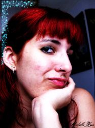 Redhair by Michelle--Rose
