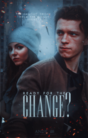 Ready for the Change [Wattpad Cover] by BeMyOopsHi