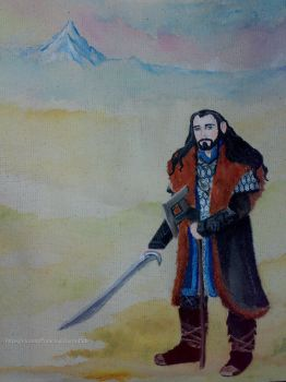 Thorin Oakenshield (from the Bag :^)) 2 by YaMarishka