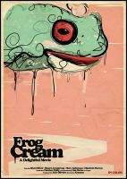 Cream Frog by onrepeattt
