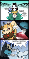 PKMN|Event| July: Unexpected Morning by DevilsRealm