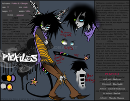 Pickles Refsheet 2010 by junkyardbandit