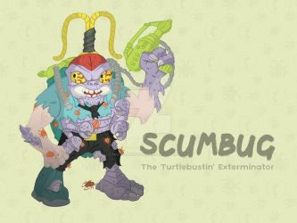 Scumbug by happymonkeyshoes