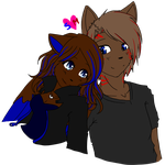 Sapphire and matthew 2 by imperfect-ion