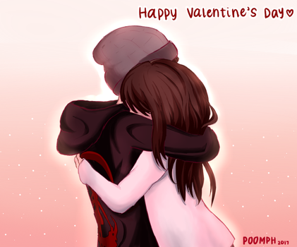 Valentine's Day by Poomph