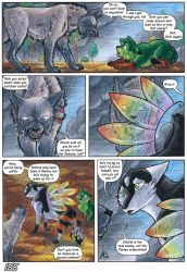 Chakra -B.O.T. Page 155 by ARVEN92