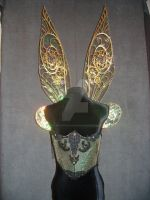 Steampunk Tinkerbell Fairy Wings by FairyberryBlossoms