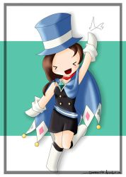 Chibi Trucy by sammers94