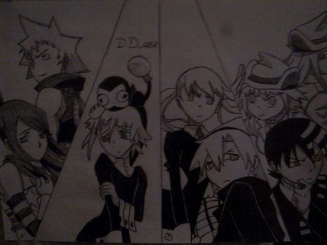 Soul Eater by HollyPolly15