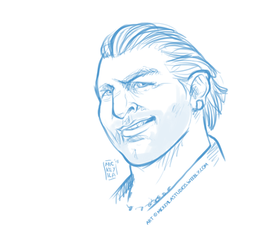 Dashing Rogue - Varric cooldown by Mickeyila