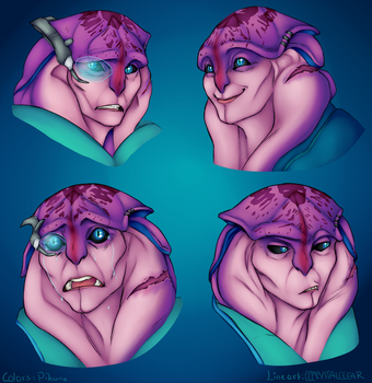 Jaal Expressions by Pikuna