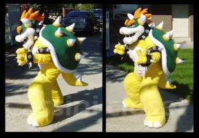 Bowser by CassiniCloset