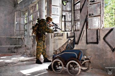 Old and New (S.T.A.L.K.E.R. Cosplay) by DrJorus