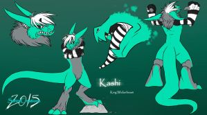 |Kashi| King Wickerbeast :Reference: by SafireCreations