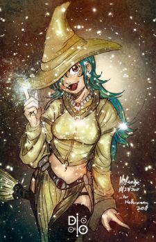 Witch color by vekariel by vekariel