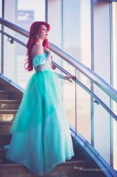Ariel - Little Mermaid by krl2432