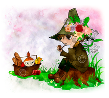 MooMin by Orphen5