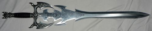 Stock : Demon sword 2 by Deaths-stock