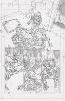AWU Page 11 Pencils by KurtBelcher1