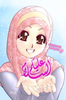 Assalaamu Alaikum by Nayzak
