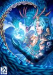 Dualism of Quetzalcoatl by Clearmirror-StillH2O