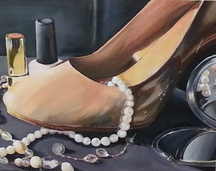 Untitled Still Life 2 by TheBlueRose7