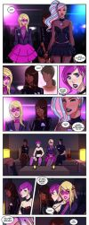 Raan's Doll C03E15: Shan Joins the Party by KannelArt
