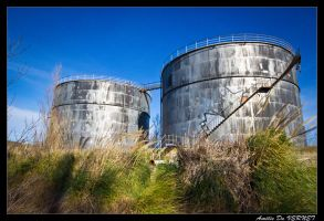 Silos by adurbex