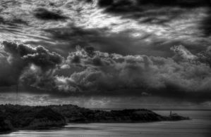 Before the storm by TinaS-Photography