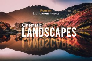 Free Download Cinematic Landscape Lightroom Preset by AestheticArtz