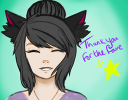 Thank you for the fave by Lucky-Minstrel