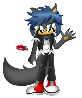 New FC: Logan The Wolf by LegendQueen01