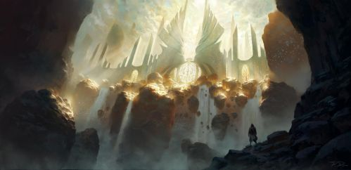 Gates of Heaven by PiotrDura
