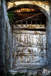 Door HDR by Th3Viking