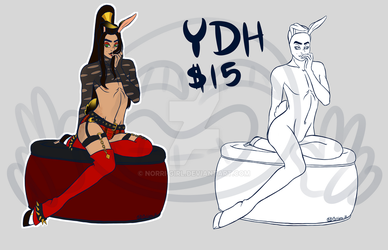 Why Hello There~ YDH (OPEN)(REDUCED PRICE) by Norri-girl