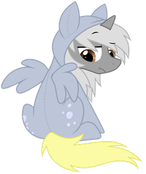 Ryo In A Derpy Outfit by wingedwolf94
