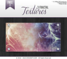 Fractal Texture Pack - 1 by OftheCrucified