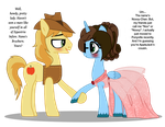 Meeting Braeburn by NoxidamXV