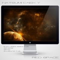 Red Space by Natsum-i