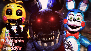 [SFM/FNAF2] You Can't Fool Us This Time, Fool! by ShiningKnightmare