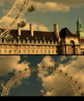 London Vol 2......London Eye by brooze
