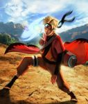 Naruto - Sage Unleashed by mansarali