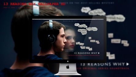 13 Reasons Why Wallpaper HD by BeAware8