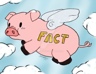 Political - When Pigs Fly by mdchan